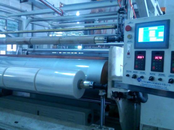 PE Pallet Film Factory