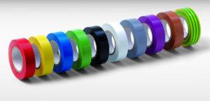 PVC electric tape